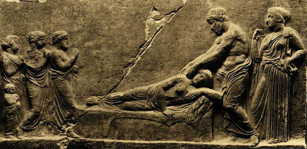 Greek ancient medicine effect on the traditional therapeutic culture of our country