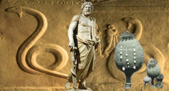 Mytho-Divine Ancient plants and Eternal Sacred Medicine